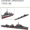 Германските клас разрушител 1939-45 - нова vanguard 91