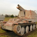 Grille Ausf.M - sdkfz.138/1 - Walk Around