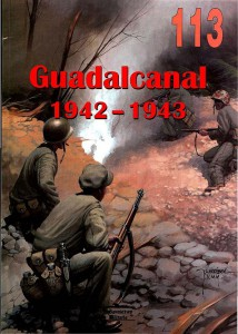 Guadalcanal - Wydawnictwo Militaria 113
