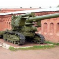 Howitzer 203mm M1931 B4 - Walk Around
