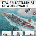 Italian Battleships of World War II - NEW VANGUARD 182