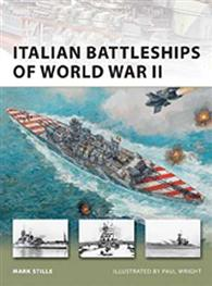 Italian Battleships of World War II - NEW VANGUARD 182