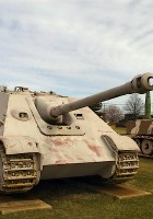 Jagdpanther - Walk Around