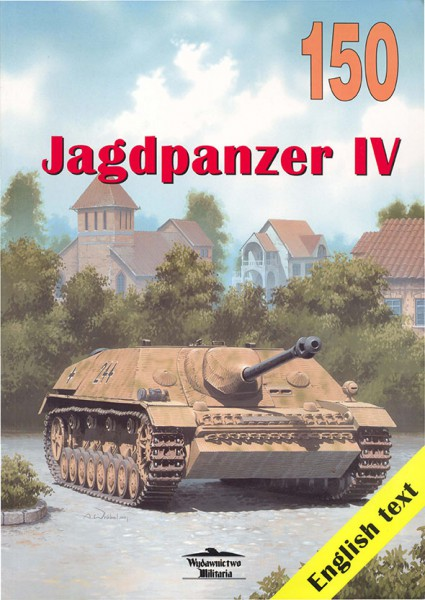 Le Jagdpanzer IV - wydawnictwo Militaria 150