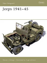 Jeeps 1941-45 - NEW VANGUARD 117