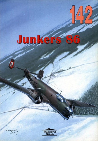 Junkers Ju 86 - Wydawnictwo Militaria 142