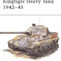 Kingtiger Heavy Tank 1942–45 - NEW VANGUARD 01