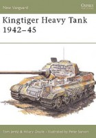 Kingtiger Heavy Tank 1942-45 - NEW VANGUARD 01