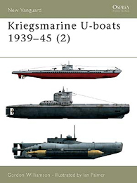 Kriegsmarine U-boats 1939–45 (2) - NEW VANGUARD 55