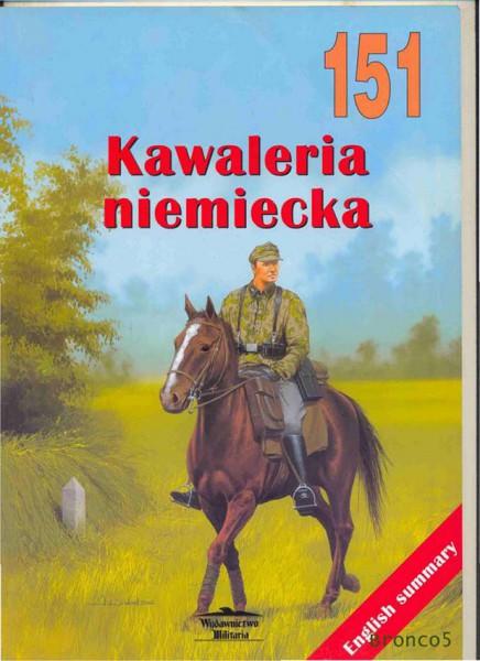 ドイツ騎兵 -  Wydawnictwo軍需151
