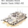 M1 Abrams Main Battle Tank 1982-92 - NIEUWE VANGUARD 02