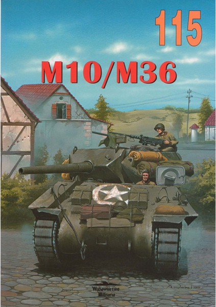 M10 - M36 - Wydawnictwo Militaria 115
