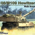 M108/M109 Obice Walk Around - Squadrone Segnale SS5721