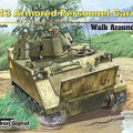 M113 APC Walk Around - Squadron Signal SS5715