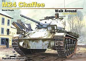 M24 Chaffee Chodit - Letka Signál SS5714