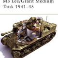 M3 Lee/Grant Stredný Tank 1941-45 - NEW VANGUARD 113