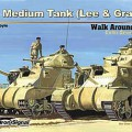 M3 Medium Tank Walk Around - Squadron Signal SS5712