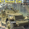 M3A1 White Scout Car-Walk Around - Squadron Signal SS5720