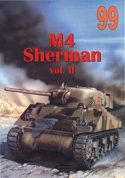 M4-谢尔曼-Wydawnictwo军备099