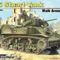 M5/M5A1 Stuart Jalutada - Grupp Signaali SS5719