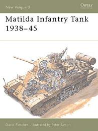 Mathilde Infanterie Tank 1938-45 - NIEUWE VANGUARD 08
