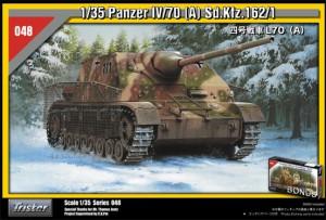 Panzer IV/70 [A] Sd.Το αμάξι. 162/1 - TRISTAR 35048