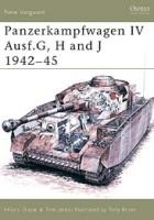 Panzerkampfwagen IV Ausf.G, H and J 1942-45 - NEW VANGUARD 39
