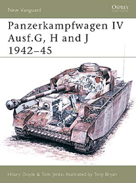 Panzerkampfwagen IV Ausf.G, H and J 1942-45 - NEW VANGUARD 39