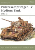 Panzerkampfwagen IV Medium Tank 1936–45 - NEW VANGUARD 28