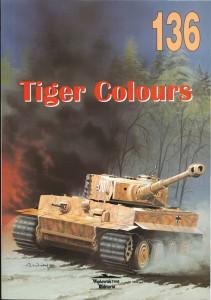 Panzerkampfwagen VI TIGER - Sdkfz.181 - Wydawnictwo Kariuomenė 136