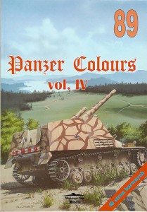Panzers Colours IV - Wydawnictwo Militaria 089