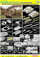 Pz.Kpfw.IV Ausf.J Finales de Producción - DRAGON 6575