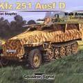 Sd.Kfz.251 Color Walk Around - Squadron Signal SS5709