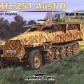 Sd.Kfz.251 Barvu Chodit - Letka Signál SS5709