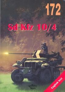 Sdkfz.10/4 - Wydawnictwo Militaria 172