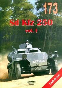 Sdkfz.250 - Wydawnictwo Militaria 173