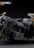 Σύνολο γερμανική Μοτοσικλέτα Ρ-12 (Για Zvezda 3607) - VOYAGER ΜΟΝΤΈΛΟ PE35093