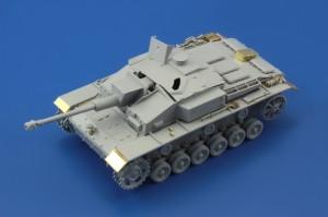 Set StuG.III Ausf.F/8 1/35 - EDUARD 36140
