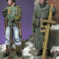Set de figurines Grenadiers Ardennes 1945 - BLACK DOG F35024