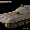 Set for German KINGTIGER VK.45.02 - VOYAGER MODEL PE35427