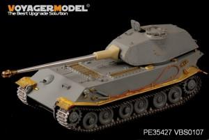 Nustatyti, vokietijos KINGTIGER VK.45.02 - VOYAGER MODELIS PE35427
