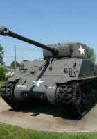 Sherman Tank - Walk Around