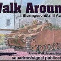 StuG III Ausf G Rond te Lopen - Squadron Signaal SS5702