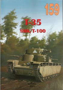 T-35-SMK T-100-Wydawnictwo Militaria159