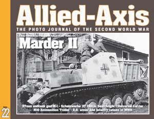 El Diario Fotográfico de la Segunda Guerra Mundial, Nº 22 - ALIADOS del EJE 22