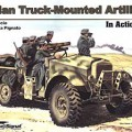 Truck-Mounted Artillery in Action - Squadron Signal SS2044