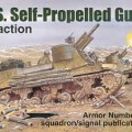 US Self-Propelled Guns in Action Squadron Signal SS2038
