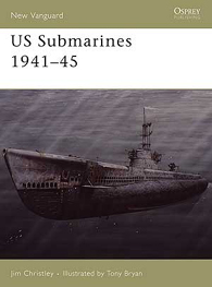 US Submarines 1941- 45 - NEW VANGUARD 118
