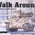 US Tank Destroyers Walk Around - Squadron Signal SS5703