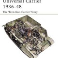 Universal Carrier 1936-48 - UUSI VANGUARD 110